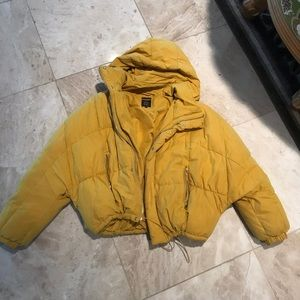 Zara Puffer Jacket - Oversized Fit